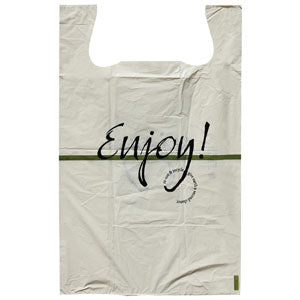 Carry Out Bag - T-Shirt Bag