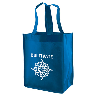 Custom Printed Reusable Recycled Tote Bag
