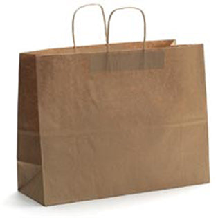 Shopping Bags - Kraft Paper Shopping Bag