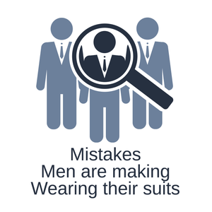 15 Mistakes Men Are Making Wearing Their Suits
