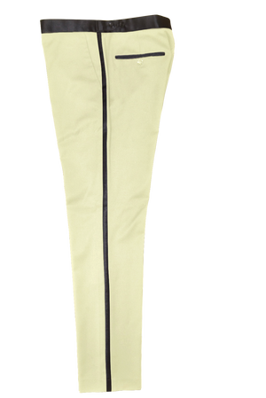 The Regal Ivory Tuxedo