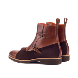 The Octavian Brown Custom Boot