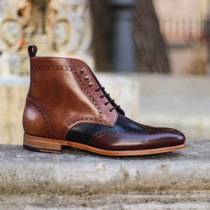 The Rogue Military Brogue Boot