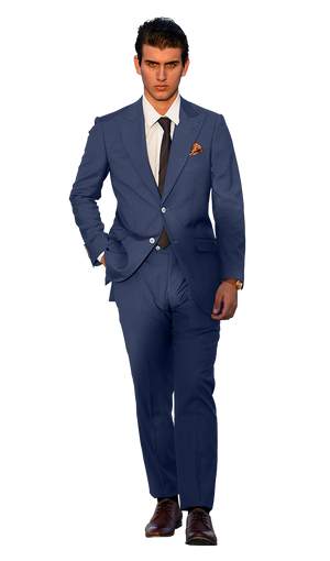 The Regal Navy Suit