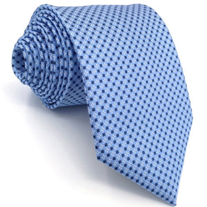 Dots Men's Skinny Dress Ties