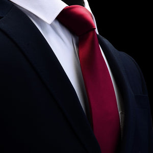 Silk Solid Ties