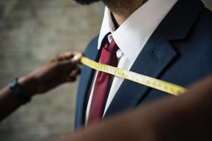 Custom Suit Fitting