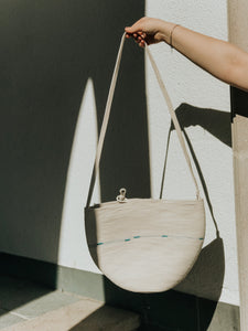 Seabound Studio - Large Woven Bag