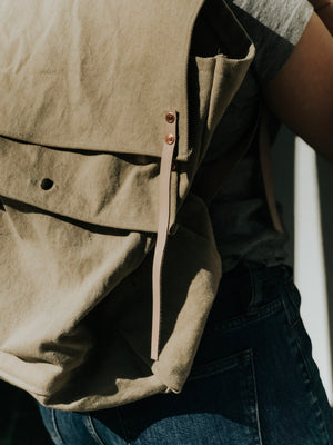 Canvas Scout Pack