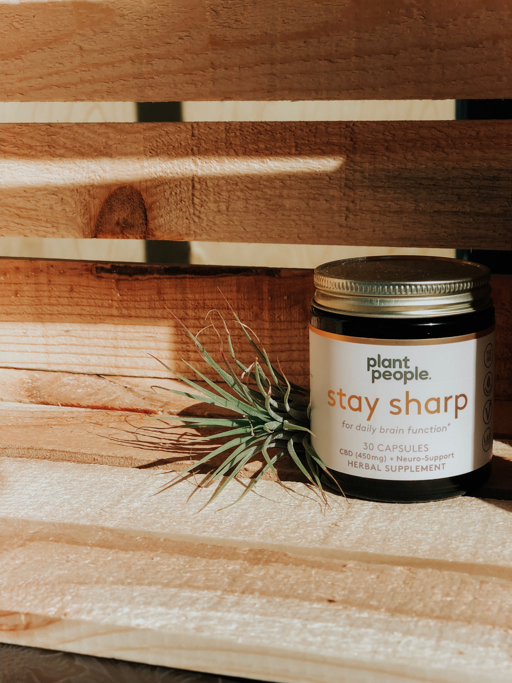 Stay Sharp - Capsules