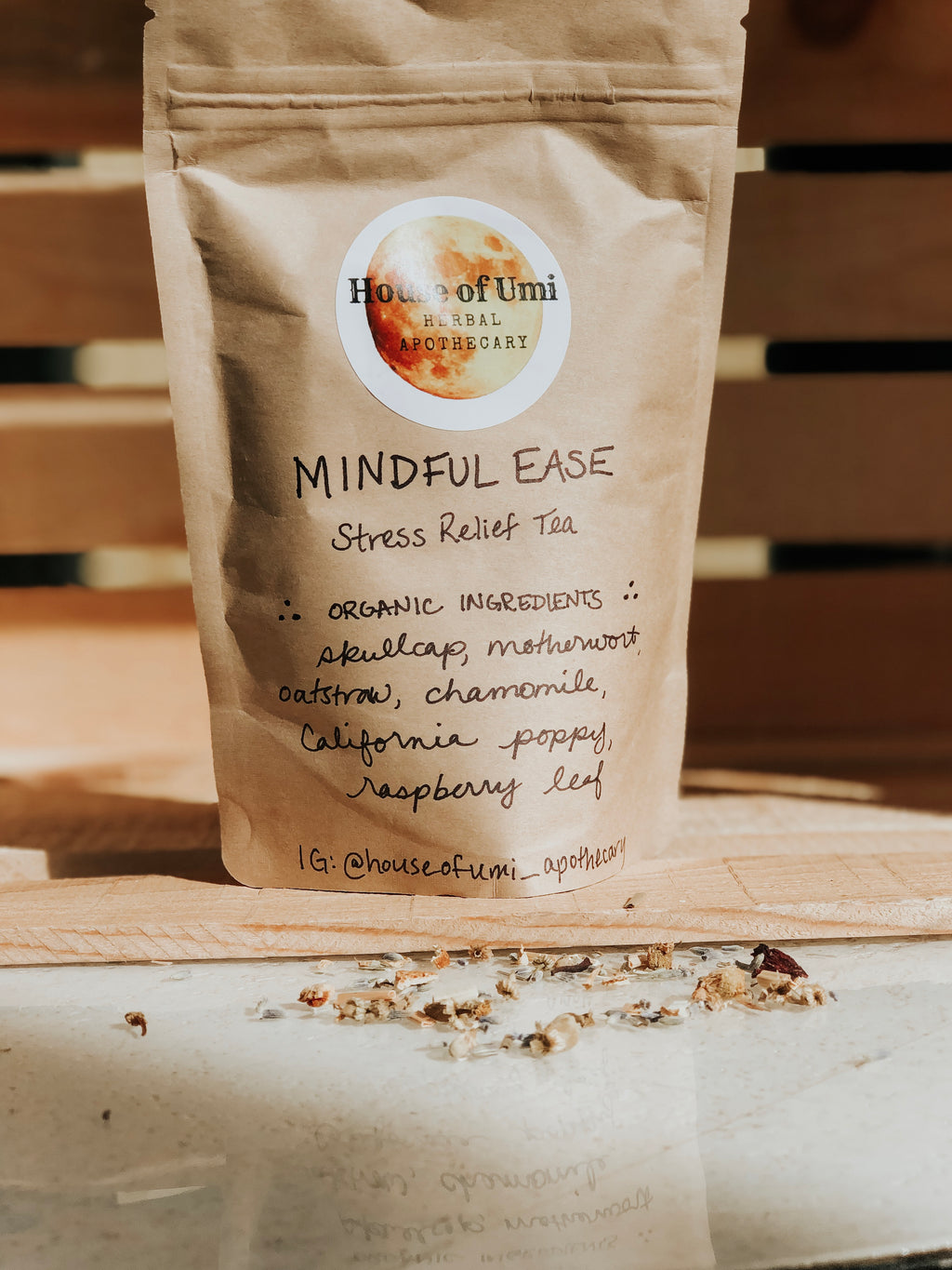 Mindful Ease Stress Relief Tea