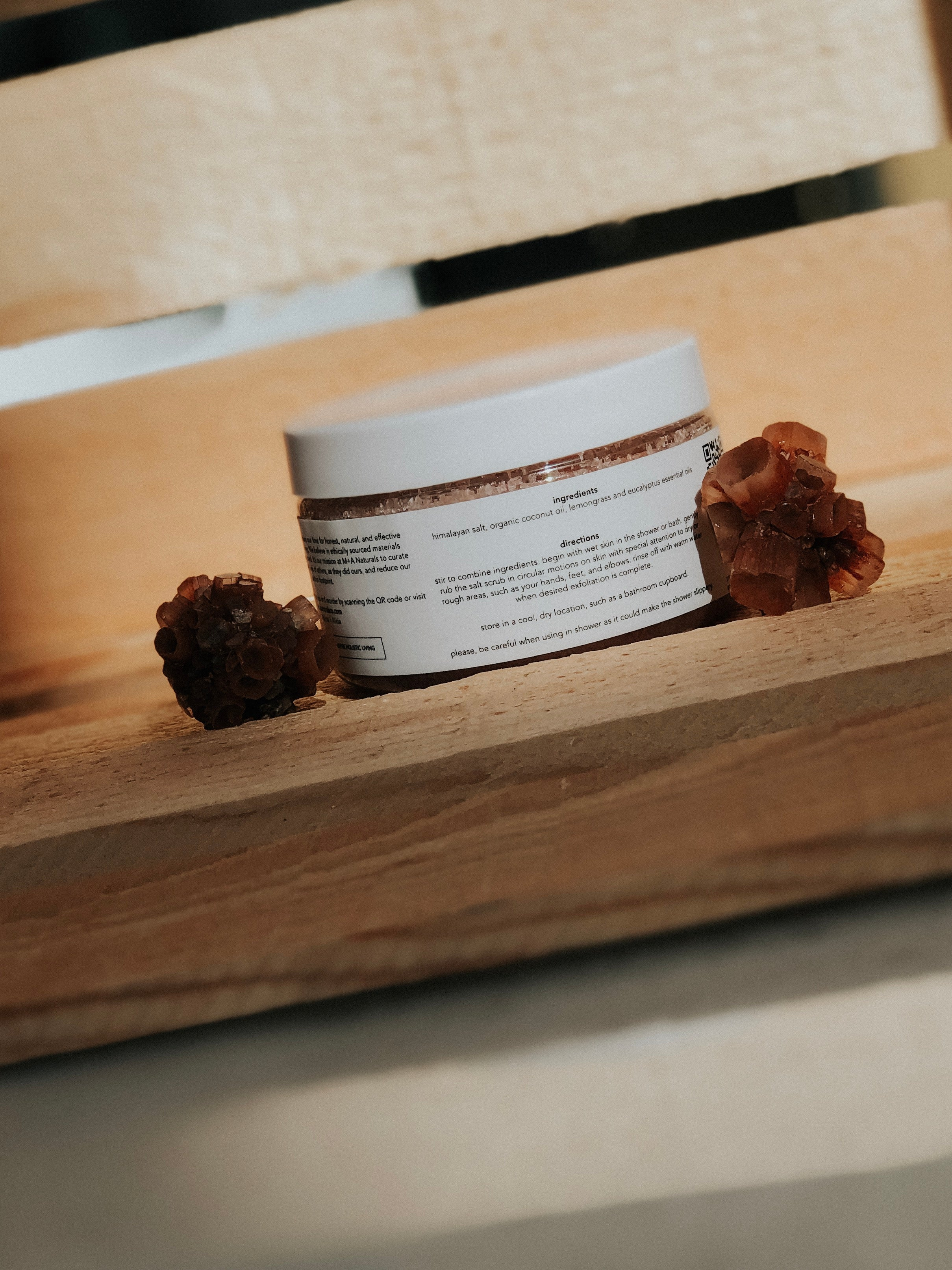 Himalayan Body Scrub - Morning Blend