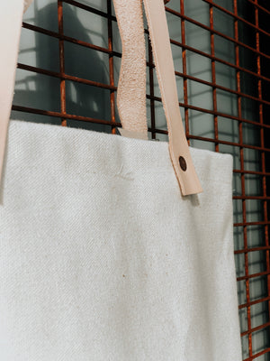 MandL - Canvas Director Tote