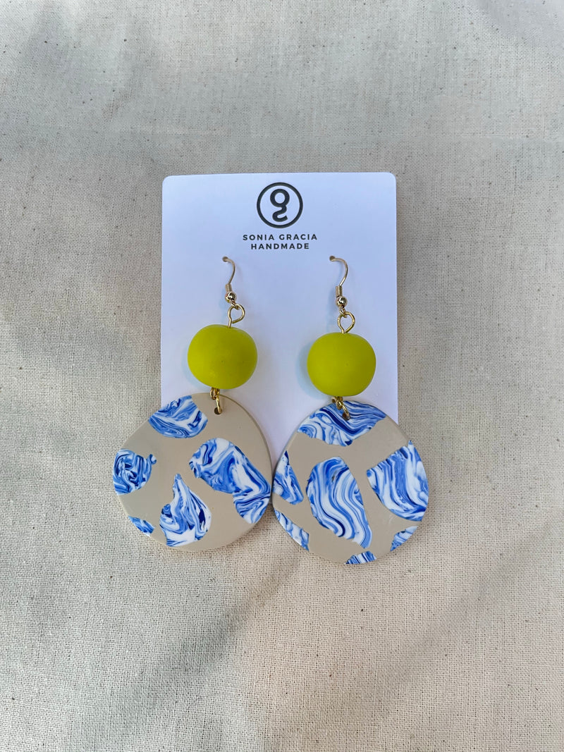 Sonia Gracia Polymer Clay Earrings