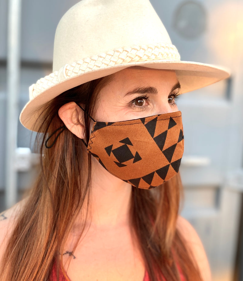 Indigenous-Made Face Mask