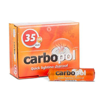 Carbopol Instant Light Charcoal - House of Smokes