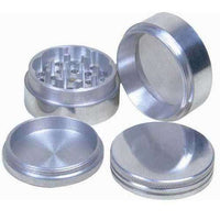 Cast Aluminum Grinder - House of Smokes