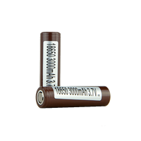 LG Brown HG2 18650 Battery - House of Smokes