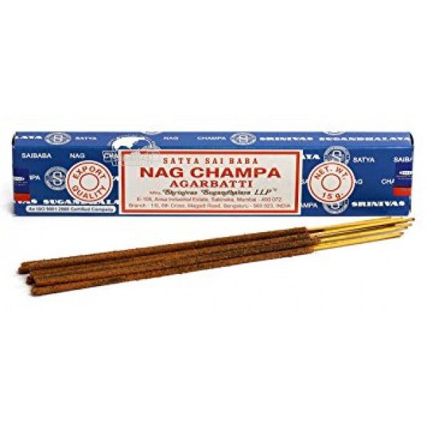 Nag Champa Incense - House of Smokes