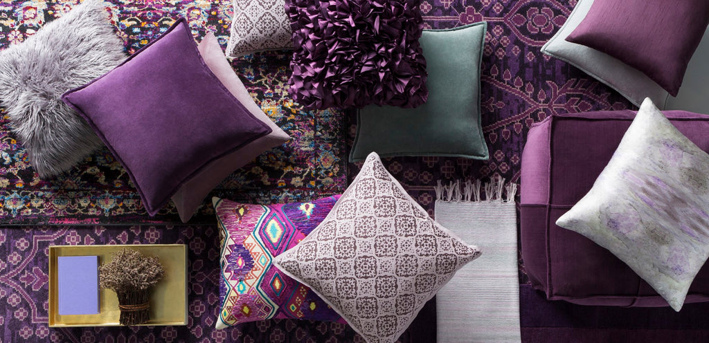 Purple Home Decor Products