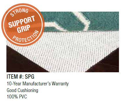 Support Grip Rug Pad FlairD