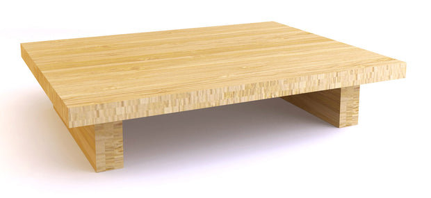 Bamboo Float Coffee Table