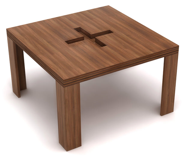Plyned Square Dining Table