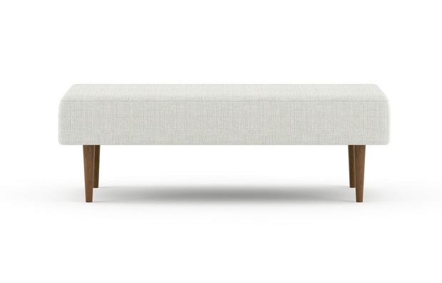 Bennett Moon Fabric + Walnut Base
