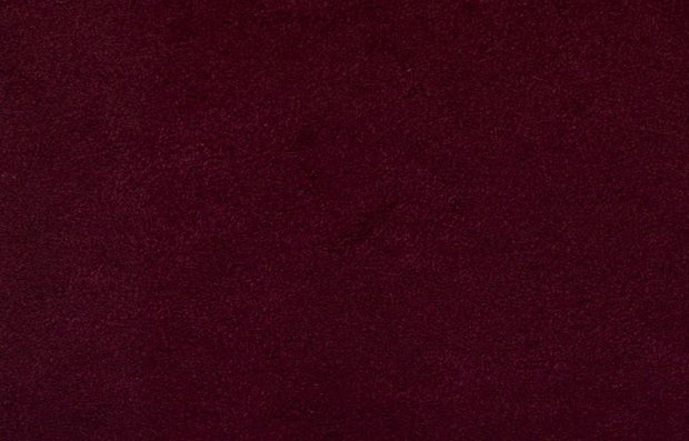 Passion Suede Wine Fabric