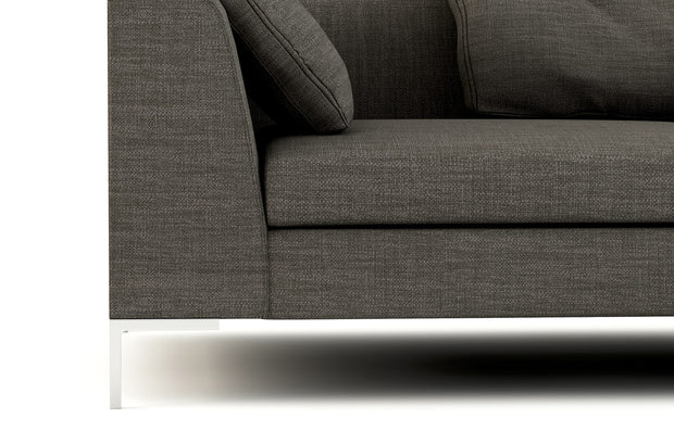 Dekayess Sofa shown in Liberty Zinc fabric.
