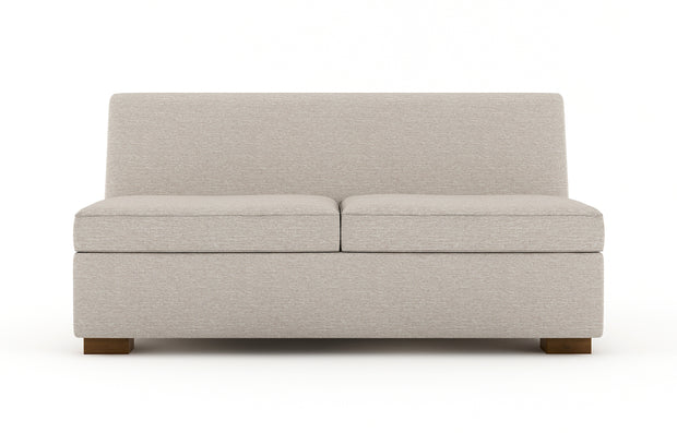 Brenem Armless Full Sofa Bed