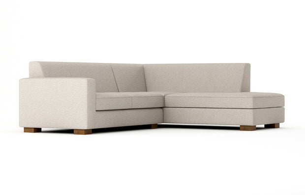 Shown angle view of the Brenem Bumper Sectional.
