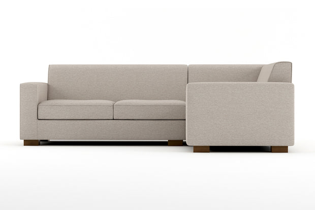 Showing front view of the Brenem L Sectional.