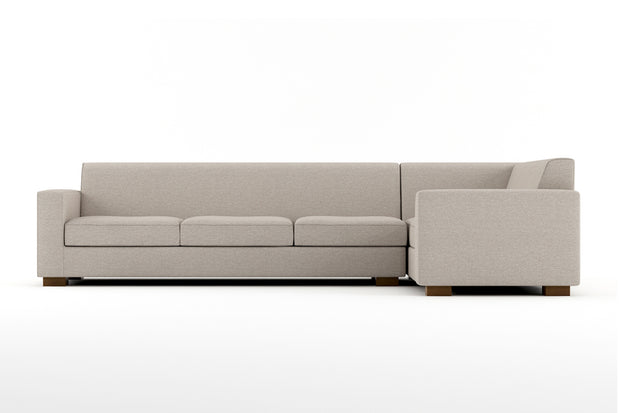 Showing front view of the Brenem L Sectional XL.