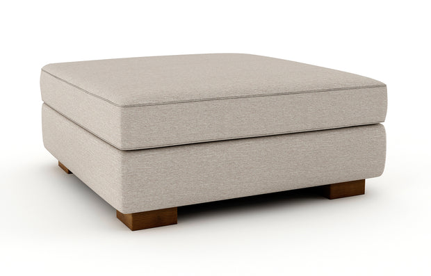 Shown angle view of the Brenem Ottoman XL.