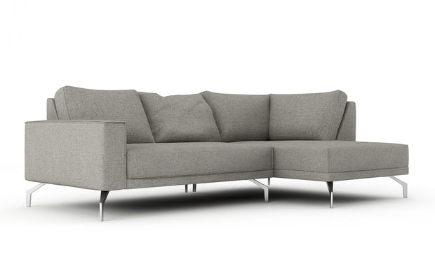 Showing front view of the Miku Apartment Bumper Right Sectional.