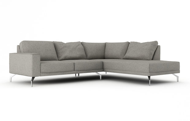 Showing front view of the Miku Bumper Right Sectional.