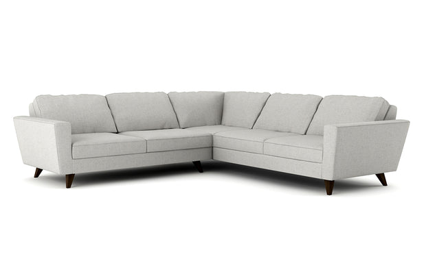 Showing angle view of the Pel Corner Sectional.