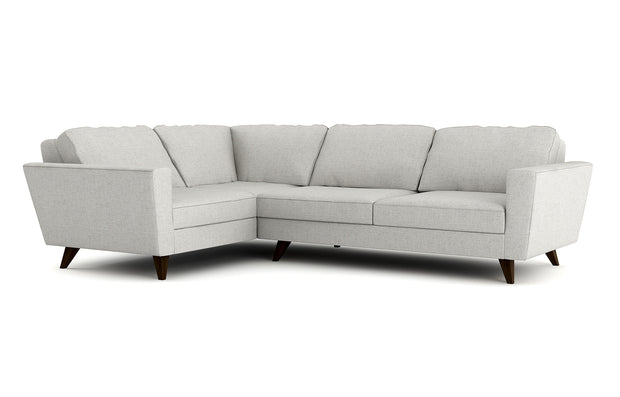 Showing angle view of the Pel L Sectional.