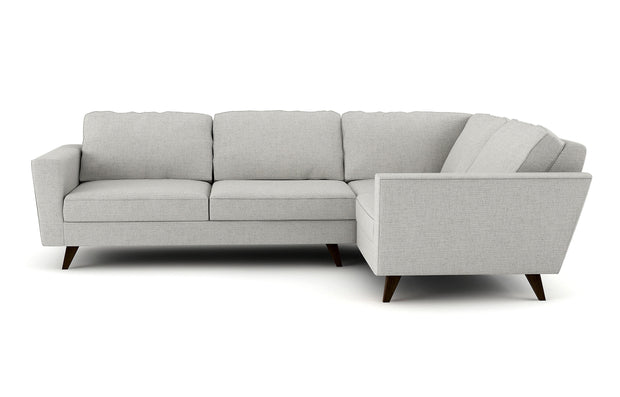 Showing front view of the Pel L Sectional.