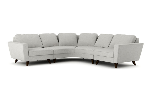 newest 0e070 88bbb Pel Rounded Corner Sectional – Medley