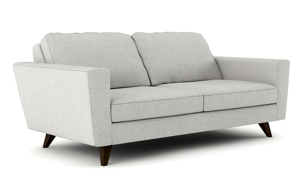 Showing angle view of the Pel Sofa.