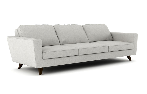 Showing angle view of the Pel Sofa XL.