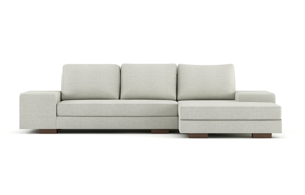 Wondrous Strata Chaise Sectional Alphanode Cool Chair Designs And Ideas Alphanodeonline