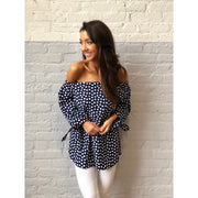 Heart Field Lennox Off the Shoulder Top