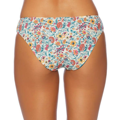 Wildflower Reversible Retro Bikini Bottom