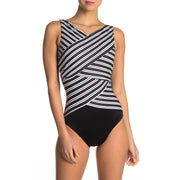 Mayan Stripe One Piece