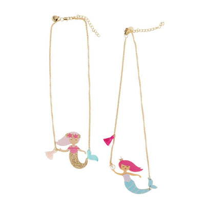Girls Mermaid Necklace