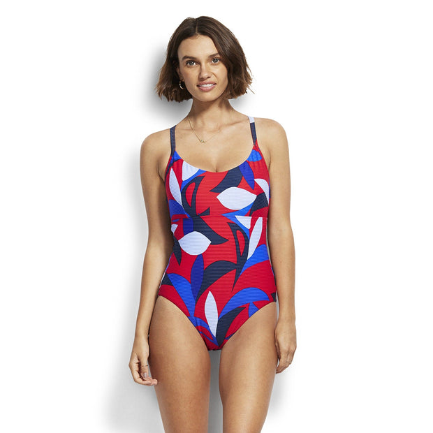 Aloha DD Scoop Neck Maillot