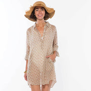 Surf Tan Beach Tunic